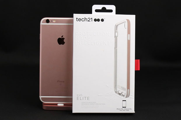 【ケースレビュー】Tech21 Evo Elite Case for iPhone 6 and iPhone 6s & Plus